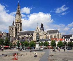 Properties in Antwerp Belgium