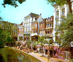 Properties in Utrecht Netherlands