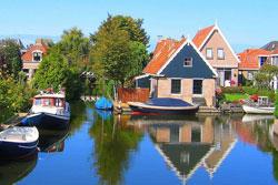 Properties in Friesland Netherlands