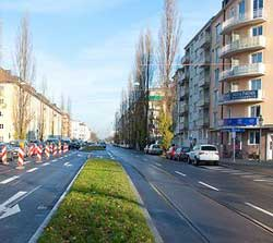 Properties in  Schwabing West Germany