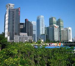 Properties in  Futian China
