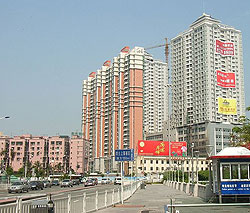 Properties in  Luohu  China