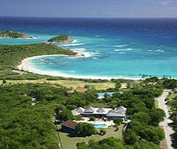 Beachfront properties in Saint Philip Antigua and Barbuda