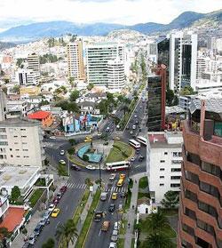 Properties in Quito Ecuador