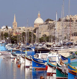 Properties in Malta