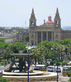 Properties in Floriana Malta