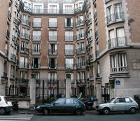 Properties in 15th Arrondissement France