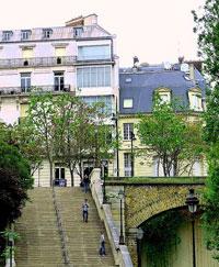 Properties in 16th Arrondissement France