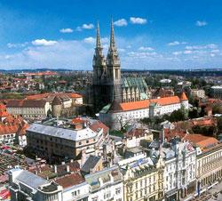 Real estates in Zagreb Croatia
