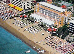 Beachfront properties in Durres