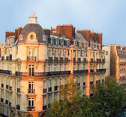 Properties in 17th Arrondissement France