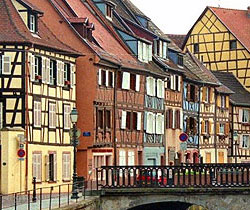 Properties in Alsace France