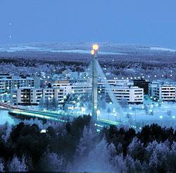 Properties in Lapland Finland