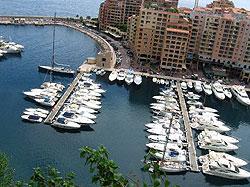 Properties in La Condamine Monaco