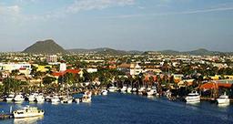 Aruba islands caribbean