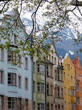 Austria Vienna residential houses