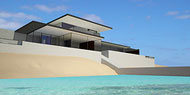 Bahamas realestate villas houses beachfront