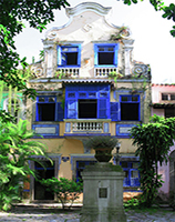 Brazil historic architecture