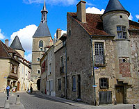 Properties in Burgundy France