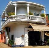 cambodia phnom phen town houses