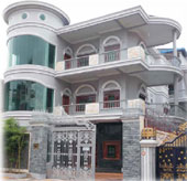 cambodia phnom phen luxury houses in Chakto-Mok