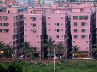 China apartments and condominiums