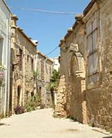 Cyprus mediterranean houses