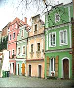 Czech Republic row houses