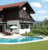 Czech holiday homes and villas