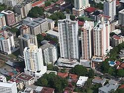 Properties in El Cangrejo  Panama