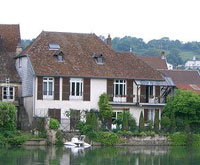 Properties in Franche-Comte France