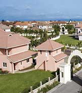 Ghana upperclass houses