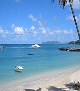 Grenada beachfront houses