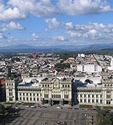 Guatemala Antagua National Palace