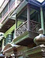 India colonial houses