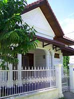 Indonesia traditonal houses