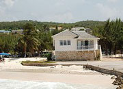 Jamaica upper class expensive beach-front residences properties houses