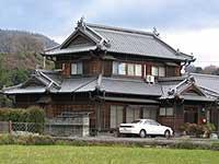 Japan Shikoku houses