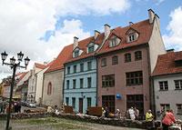 Latvia Riga residential houses