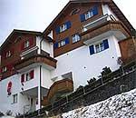 Liechtenstein Vaduz houses