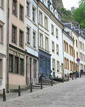 Luxembourg apartments for sale and rent