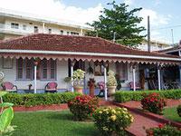 Martinique luxury villa
