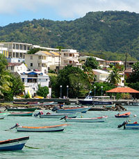 Martinique luxury waterfront apartments