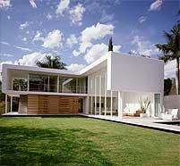 Mexico modern minimalist house