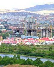 Mongolia Ulaanbaatar condominiums