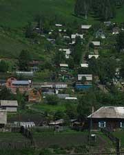 Mongolia hillside properties