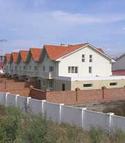 Mongolia modern luxury houses for sale