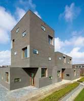 Netherlands modern homes