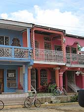 Nicaragua Granada houses