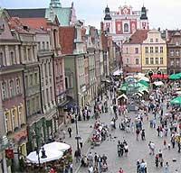 Poland life in Poland